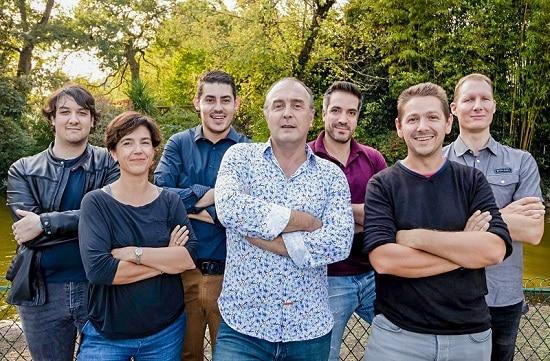équipe prestataire informatique