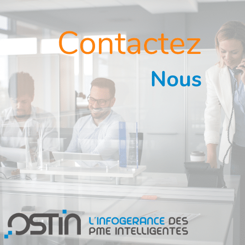 Contactez Ostin